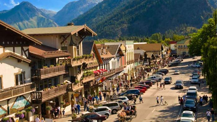 Home | Leavenworth Washington
